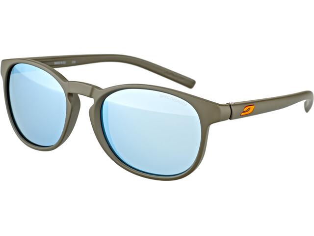 Julbo Fame Spectron 3CF Sunglasses 10-15Y Kinder matt army-multilayer blue